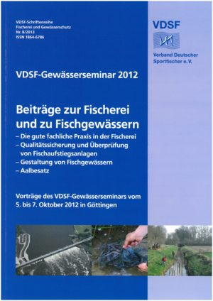 VDSF-Gewässerseminar