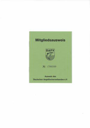 Ausweise/Fangbuch