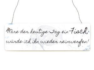 INTERLUXE Holz-Dekoschilder